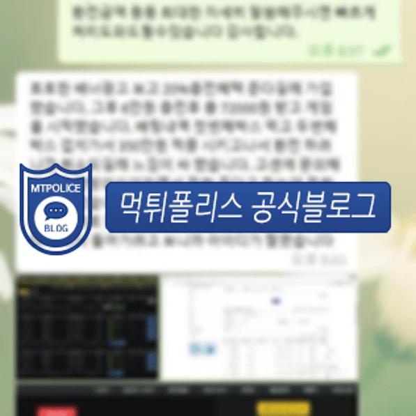골인벳 회원 대화 내용