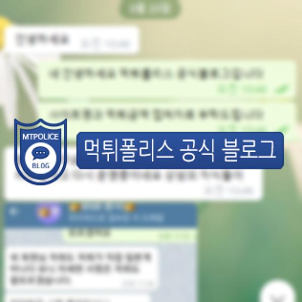 뉴스타 회원 대화 내용
